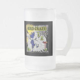 Bird Crazy Clothing Shirt & More Mug