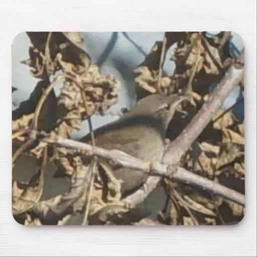 bird  =D Mouse Pad