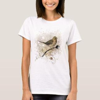 Bird Design T-Shirt