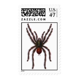 Bird-eating Spider Stamp