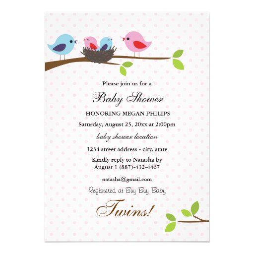 Baby Shower Invite Text as nice invitations design