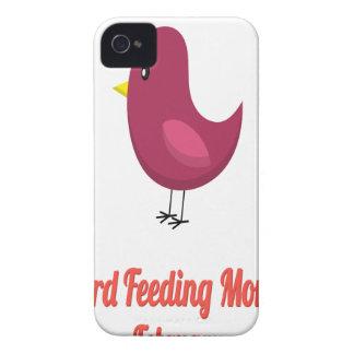 Bird-Feeding Month - Appreciation Day Case-Mate iPhone 4 Case
