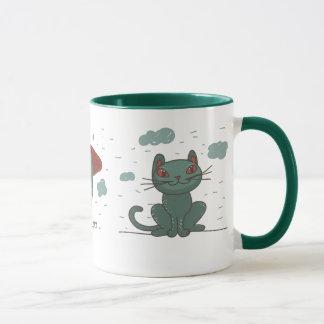bird,fish,animal mug