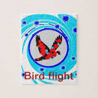 bird flight jigsaw puzzles
