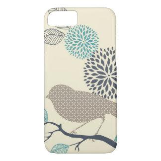Bird & Flower iPhone 7 case