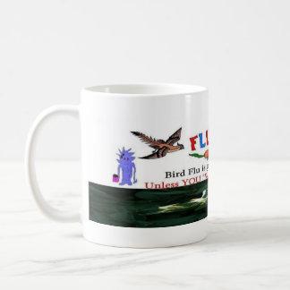 Bird Flu Outbreak Mugs
