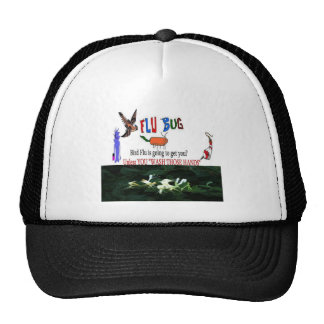 Bird Flu Warning Trucker Hat