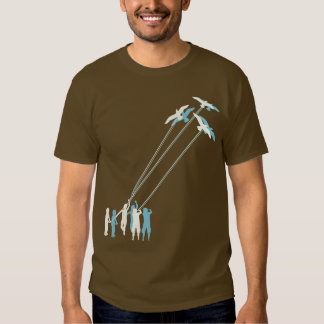 Bird Flyers T Shirt