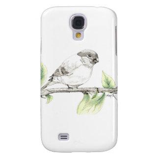 Bird Galaxy phone case Samsung Galaxy S4 Cases
