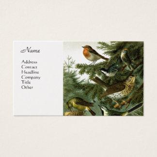 Bird Group 3 Business Card