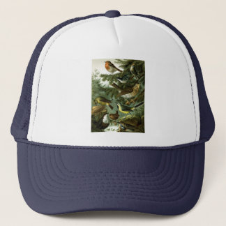 Bird group 3 trucker hat