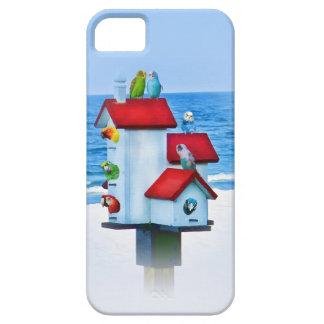 Bird House Full of Birds iPhone 5 Cover