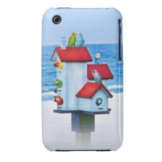 Bird House Full of Birds iPhone 3 Case Mate Case