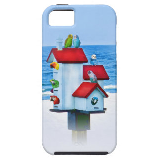 Bird House Full of Birds iPhone 5 Case Mate Case