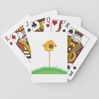 Bird House Playing Cards