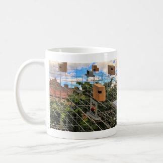 Bird Houses / Feeders in High Line Park 01 Coffee Mug