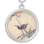 Bird in Bamboo Custom Jewelry