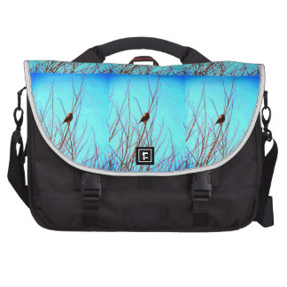 Bird In Branches Bag For Laptop