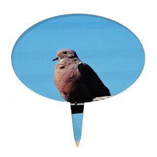 Bird in Brazil Cake Topper