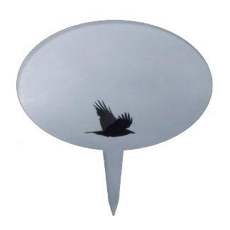 Bird in Flight Cake Toppers