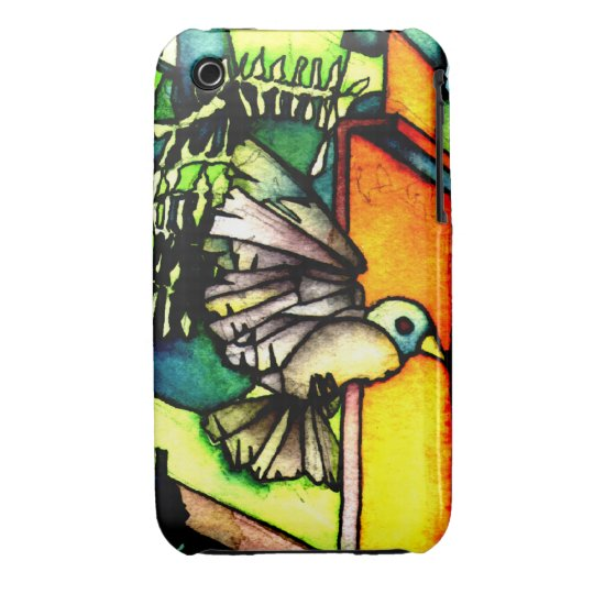 Bird in Flight iPhone 3 Case