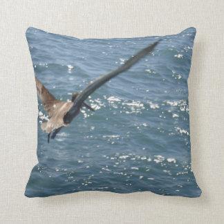 Bird In Flight Pillows