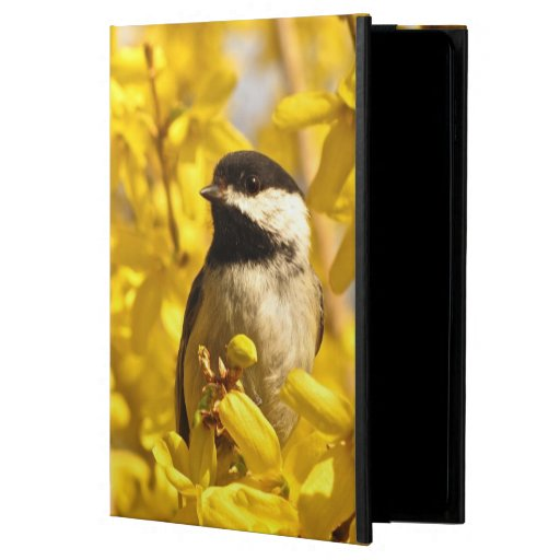 Bird in Forsythia Flowers Powis iPad Air 2 Case