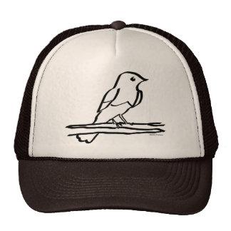 BIrd Inking Cap Trucker Hat