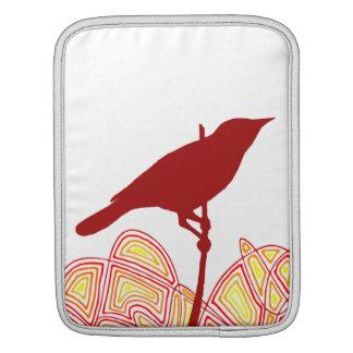 Bird iPad Sleeves
