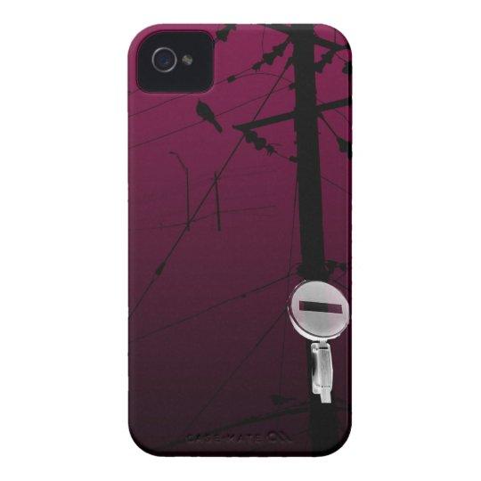 bird iPhone 4 case