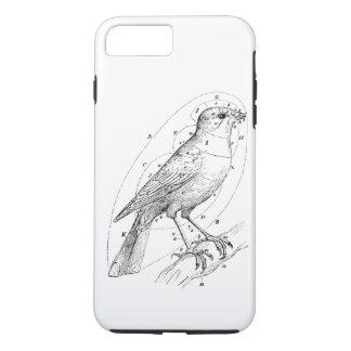 bird iPhone 8 plus/7 plus case