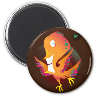 Bird is the word Magnet