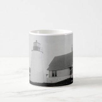 Bird Island Lighthouse Coffee Mug