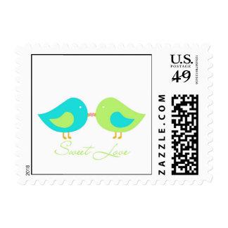 Bird Kiss - Sweet Love Postage