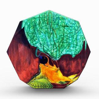 Bird Knitting Nest Award