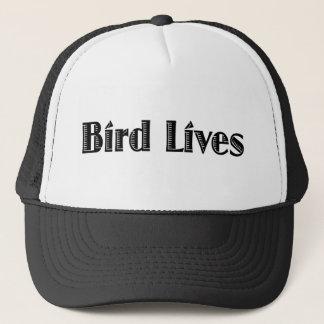 Bird Lives Trucker Hat
