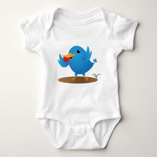 Bird Love Baby Bodysuit