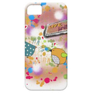 bird love iPhone SE/5/5s case
