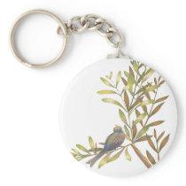 Bird Love Keychain