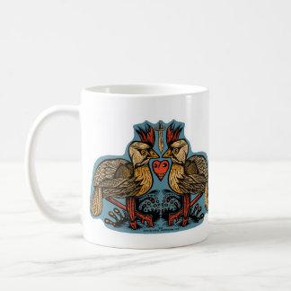 Bird Love Mug