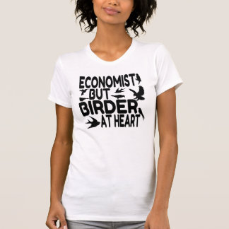Bird Lover Economist Shirt