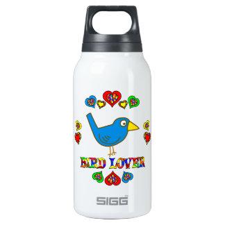 Bird Lover Insulated Water Bottle