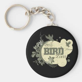 Bird Lover Nature Keychain