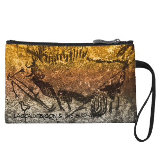 Bird-man of Lascaux Wristlet