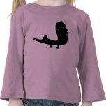 Bird Man T Shirt
