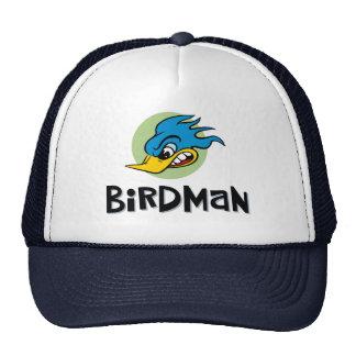 Bird Man Trucker Hat
