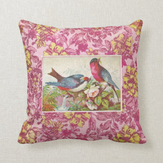 Bird Mates Pillows