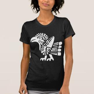 Bird, Mexican hieroglyph(Maya) T-Shirt