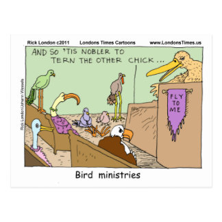 Bird Ministries Funny Tees Mugs Cards & Gifts