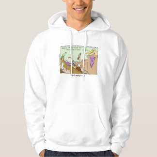"""Bird Ministries """"Tern The Other Chick"""" Funny Hoodi Hoodie"""